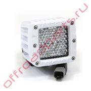 Белая светодиодная фара AURORA ALO-M-K-2-E4T 40W